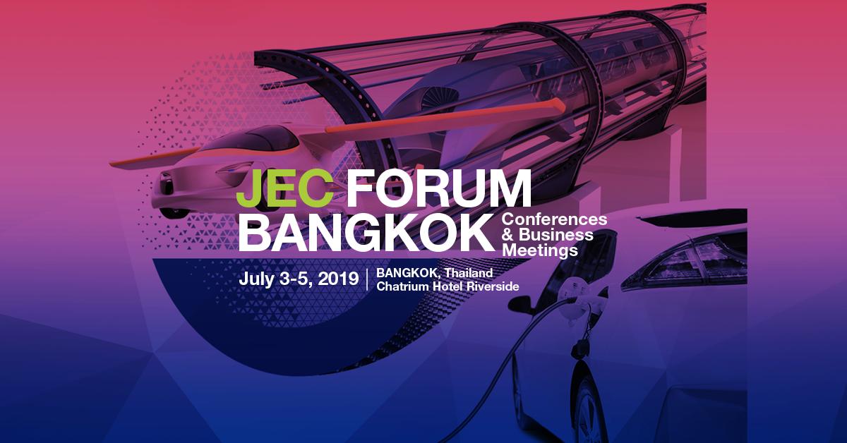JEC Forum Bangkok - Conferences & Business Meetings